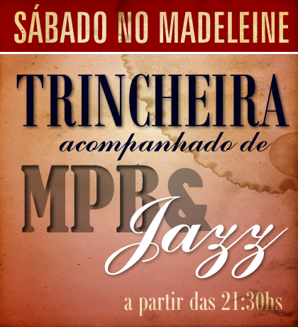 TRINCHEIRA!!!